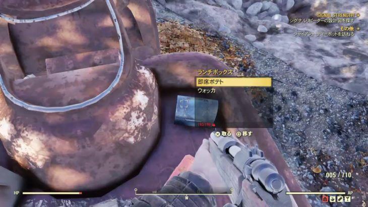 [PS4] Fallout76 Heartaches By The Number 9 キャスのコスプレ