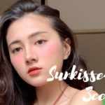 3CE Natural Sunkissed メイクアップ