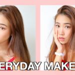 MY SUMMER EVERYDAY MAKEUP ROUTINE 2019【大学生の夏の毎日メイク】