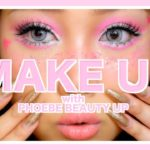 夏のフェスメイク/PHOEBE BEAUTY UP INSPIRE MAKEUP/SUMMER FES MAKEUP